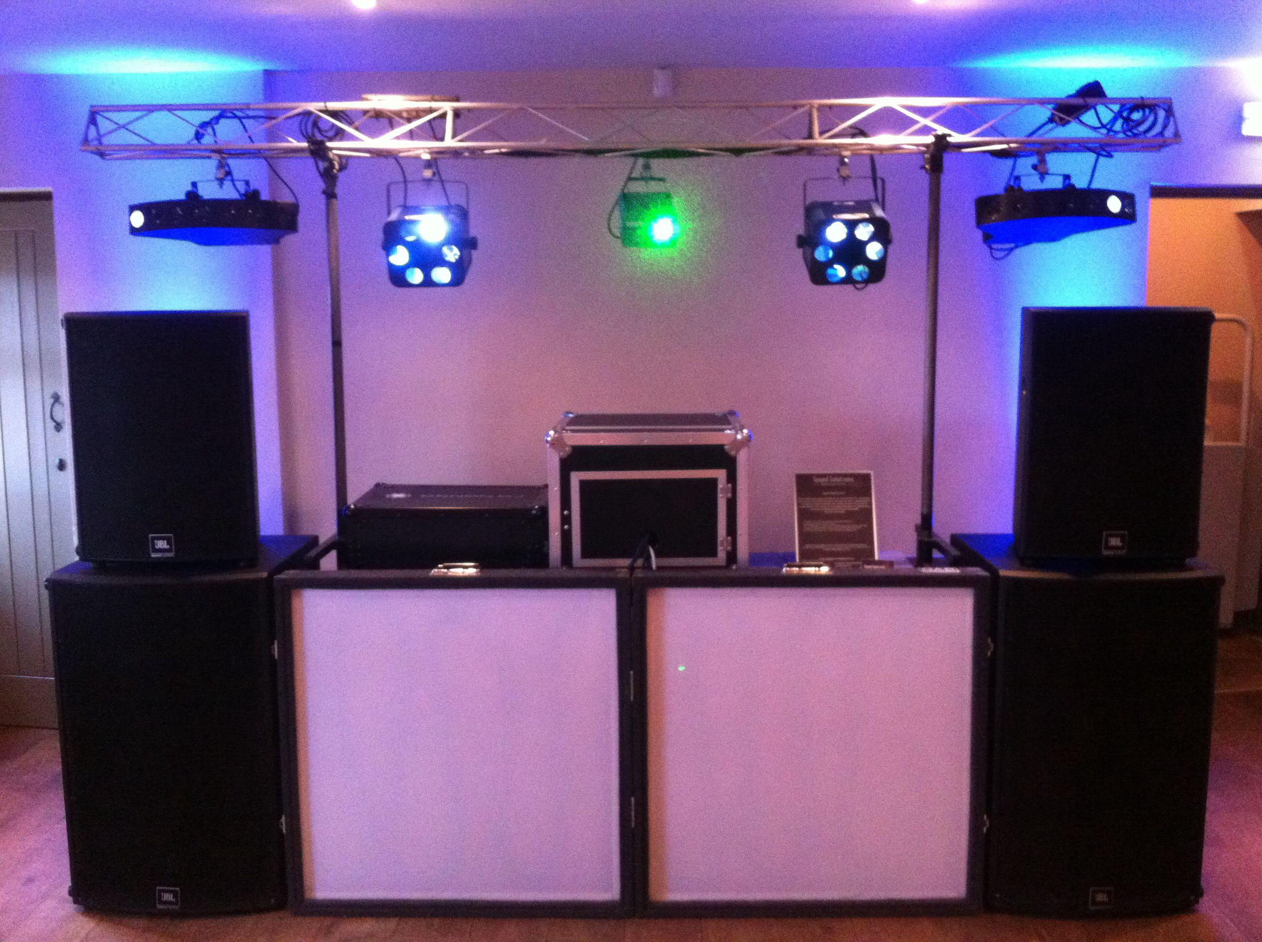 Wedding Dj Setup | Play That Funky Music | Dj setup, Wedding dj