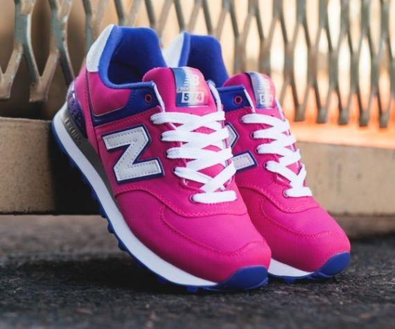 new balance 574 pink
