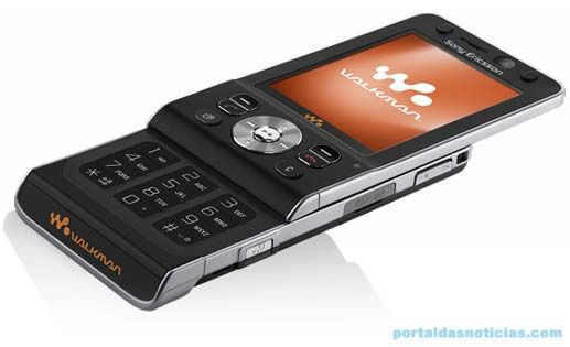 application pour sony ericsson w910i