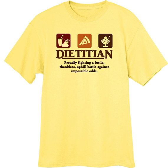 A DietitianS Battle Funny Coworker Occupational Humor Gift