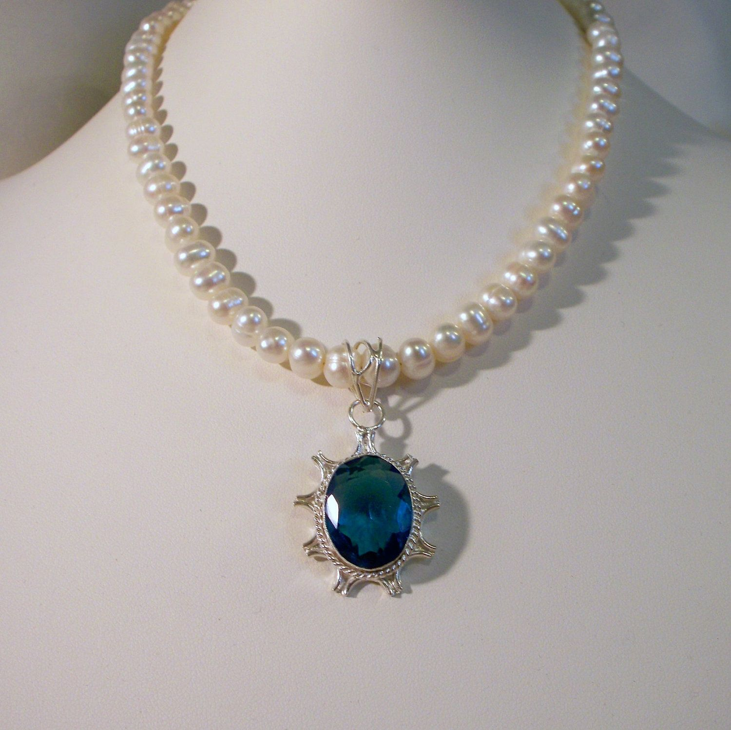multicolor tpns tahitian in lg m sapphires sapphire with pearl set blue tpnb pearls htm and pendant
