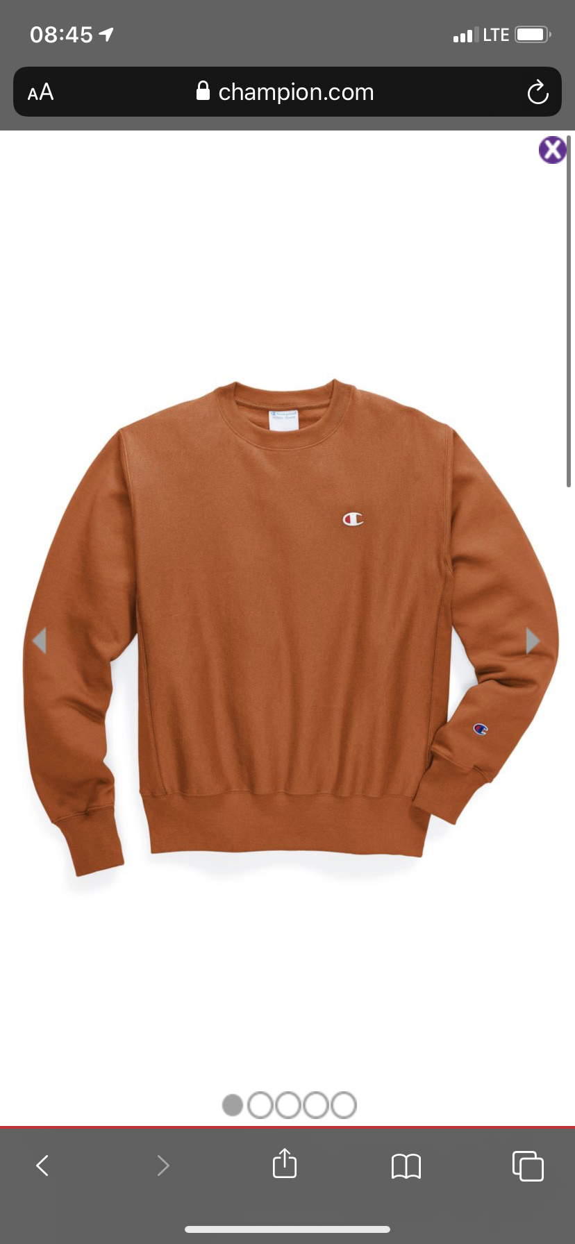 Champion Life Men S Reverse Weave Sweatshirt Cargo Olive Navy Burnt Orange Size Large Mens Sweatshirts Hoodie Sweatshirts Orange Champion Hoodie [ 1792 x 828 Pixel ]