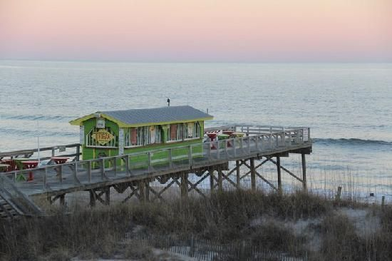 Carolina Beach Nc Ocean Grill And Tiki Bar One Our Favorite Places To Eat