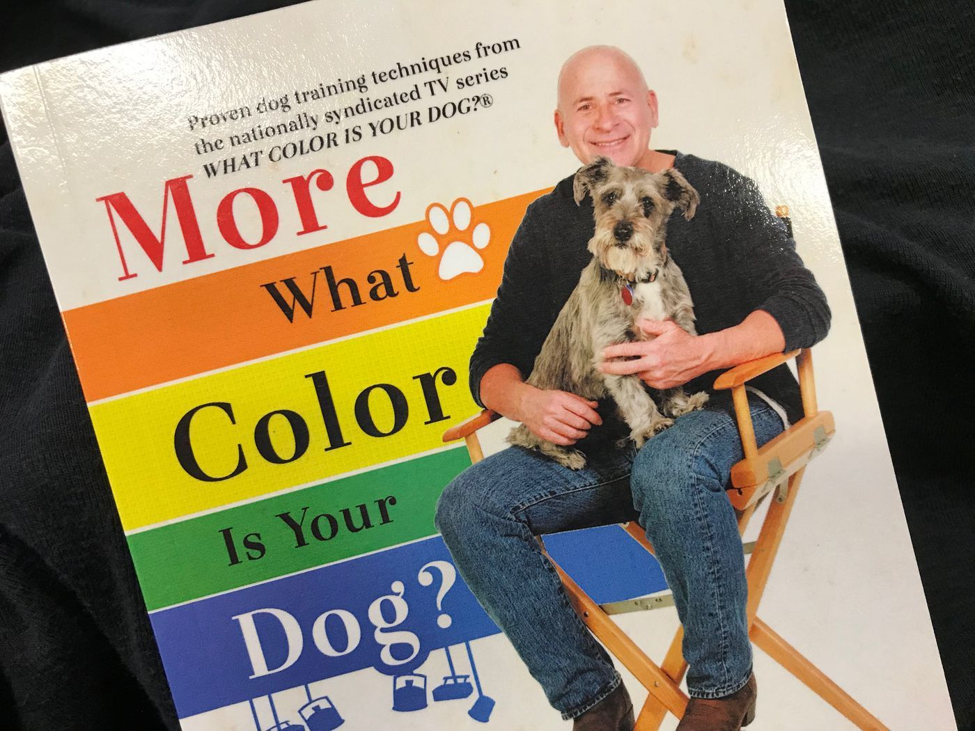 Joel Silverman S Book More What Color Is Your Dog Source Wect