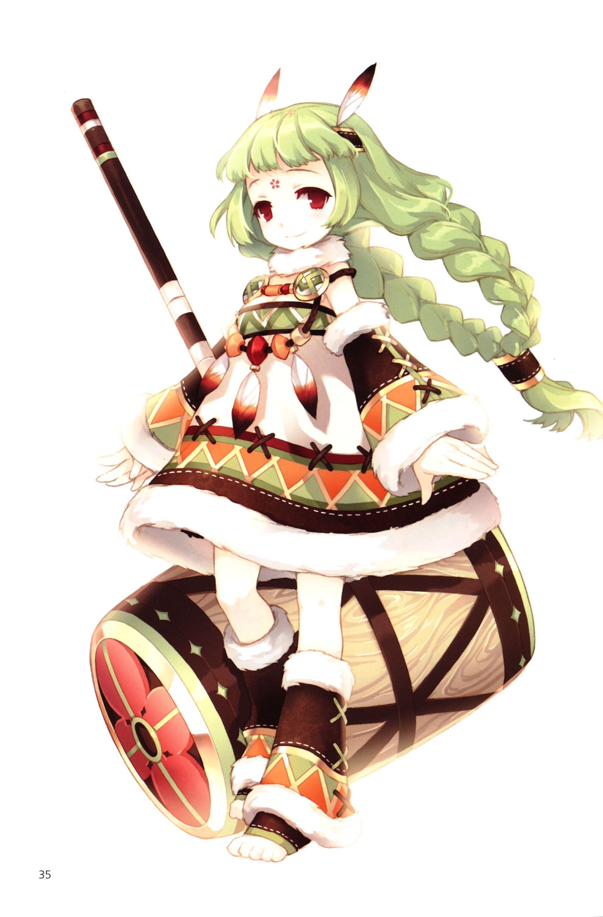 Idea by Goe on Alicia Online [앨리샤] Anime chibi, Kawaii