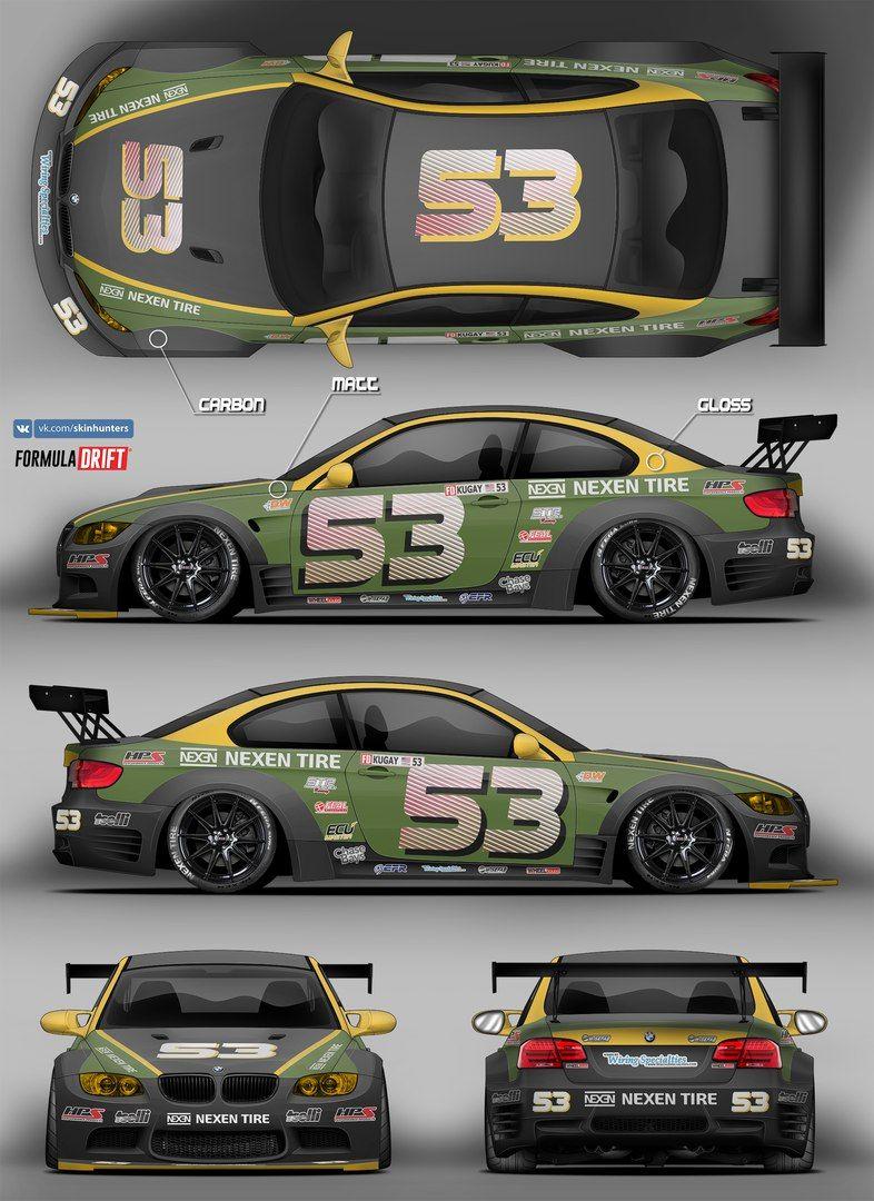 M3 E92 With Images Racing Car Design Car Wrap Car Wrap Design