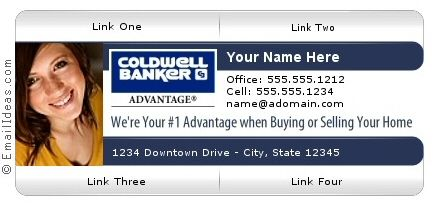 Email Signature Email Marketing Coldwell Banker Email