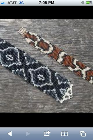 Bead loom bracelet snake skin jewelry pinterest bead loom bead loom bracelet snake skin fandeluxe Image collections
