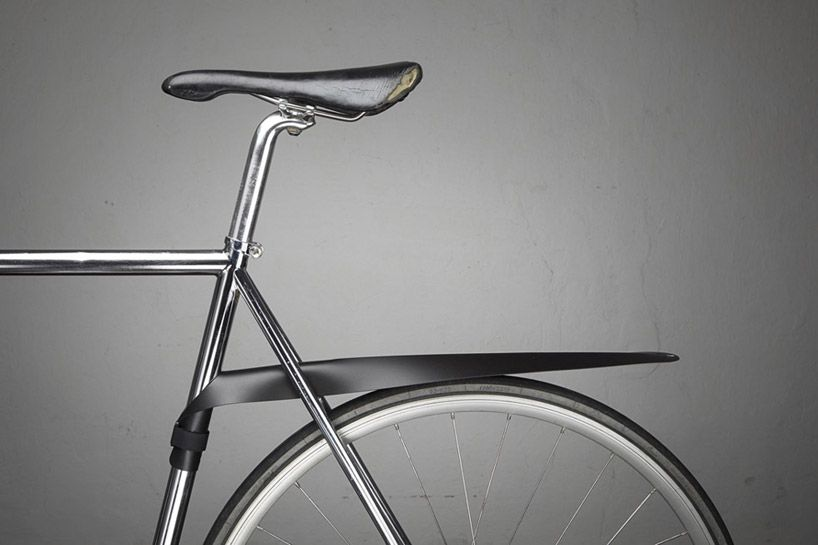 musguard: rollable bike fender