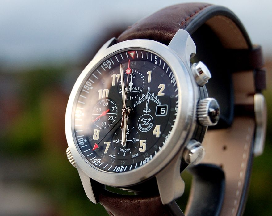 Bremont Military Watches B52 | Watches for men, Watches
