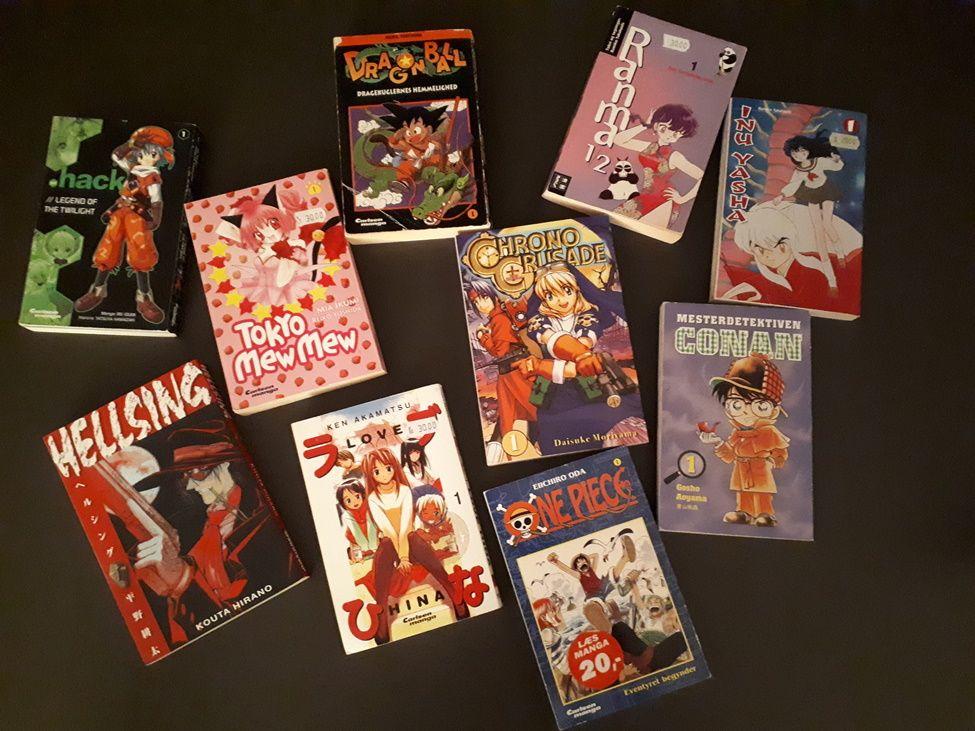 A Brief History Of Denmark S Manga Industry Manga Western