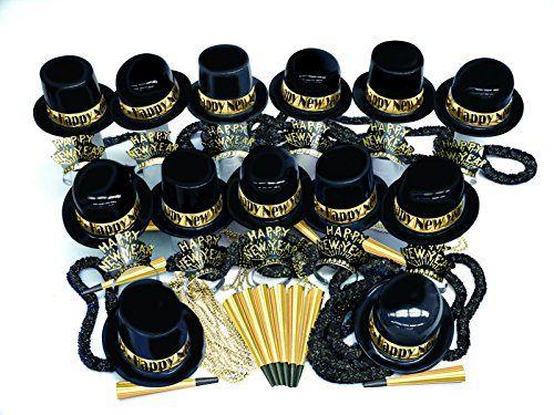 Gold Showboat New Year Kit for 100 Amscan https://www.amazon.com/dp/B00JUQYUDS/ref=cm_sw_r_pi_dp_x_bgpjybR87MZAZ