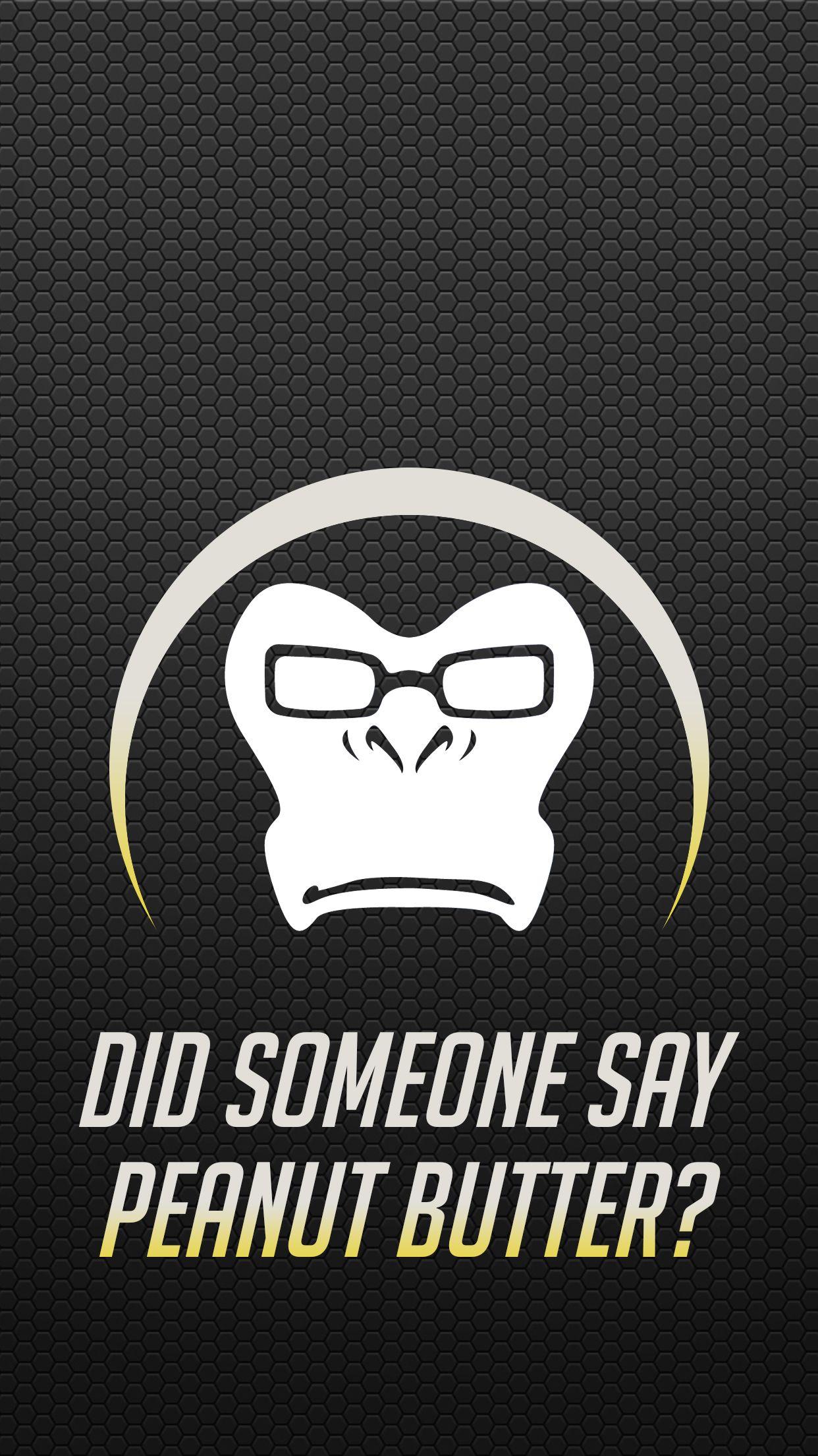 Overwatch Winston Mobile Wallpaper Overwatch