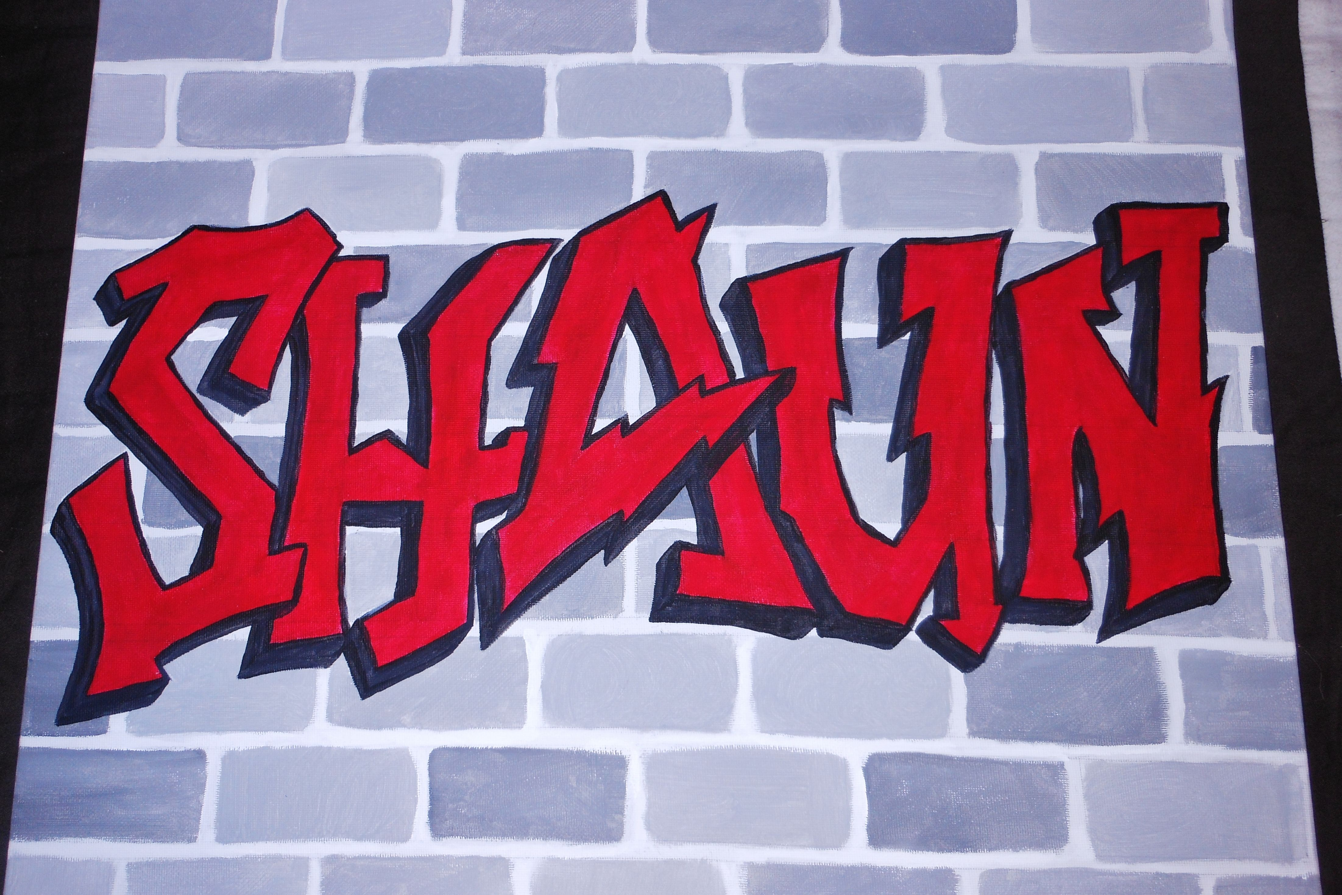Pin by jessica nichols on my creations graffiti names