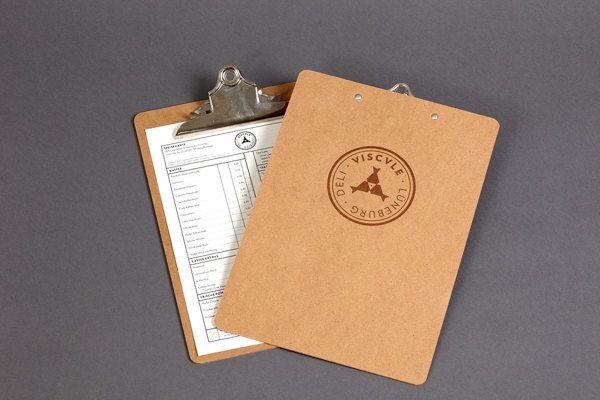 Viscule Deli Branding and Packaging on Behance