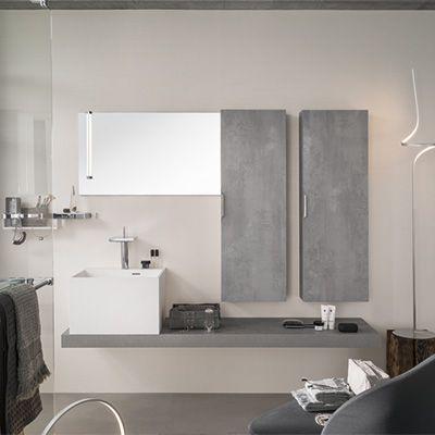 meubles salle de bains unique archi 180 delpha espace aubade
