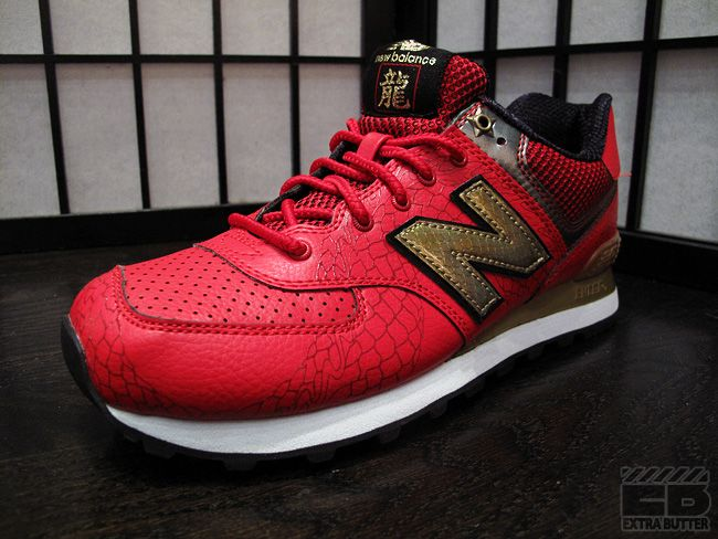 "New Balance 574 ""Year of the Dragon Packâ 