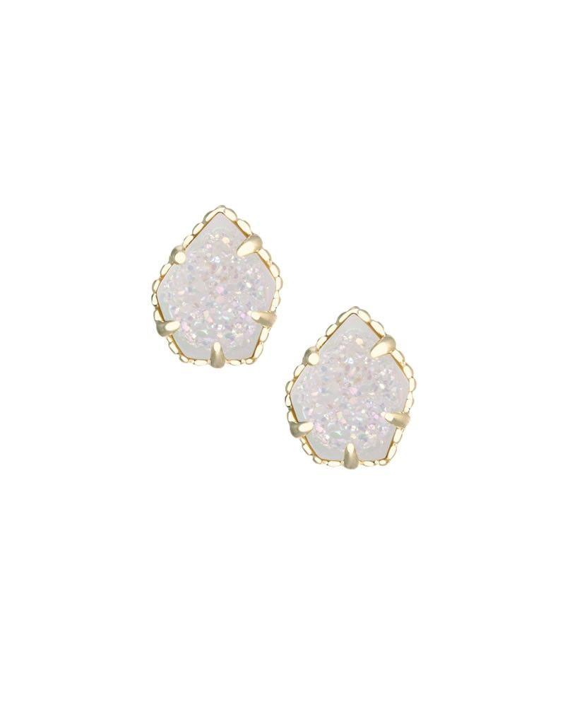 Tessa gold earrings in iridescent drusy kendra scott jewelry tessa gold earrings in iridescent drusy kendra scott jewelry arubaitofo Images