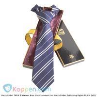 Ravenclaw 100% zijden stropdas in Madam Malkins Box - Koppen.com