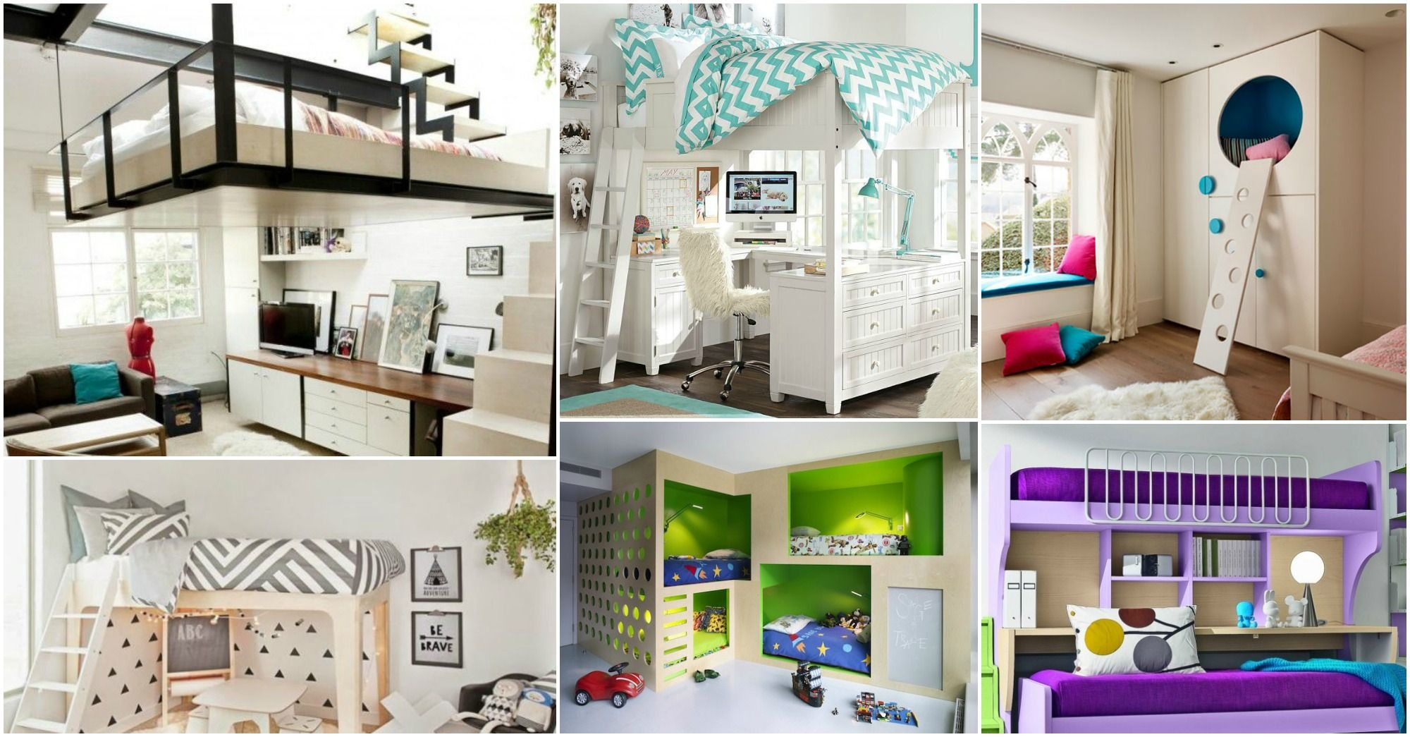 Cool Bunk Beds 16 Cool Loft Beds That Will Amaze You Renovation And