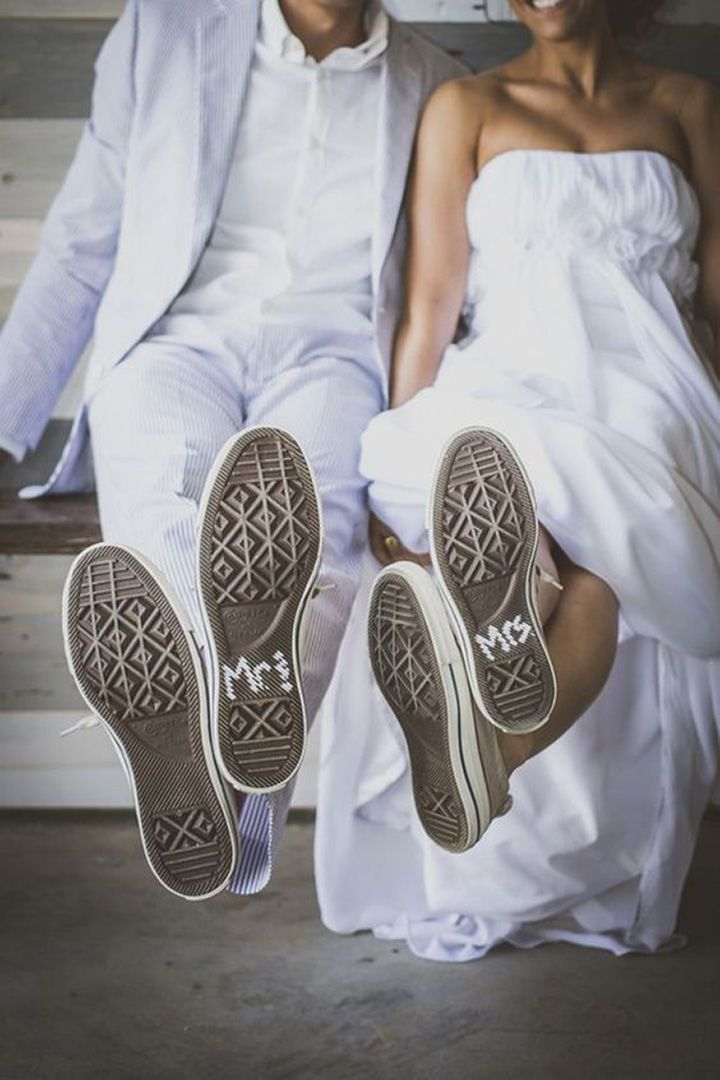 Fashion Friday Unique Wedding Shoes
