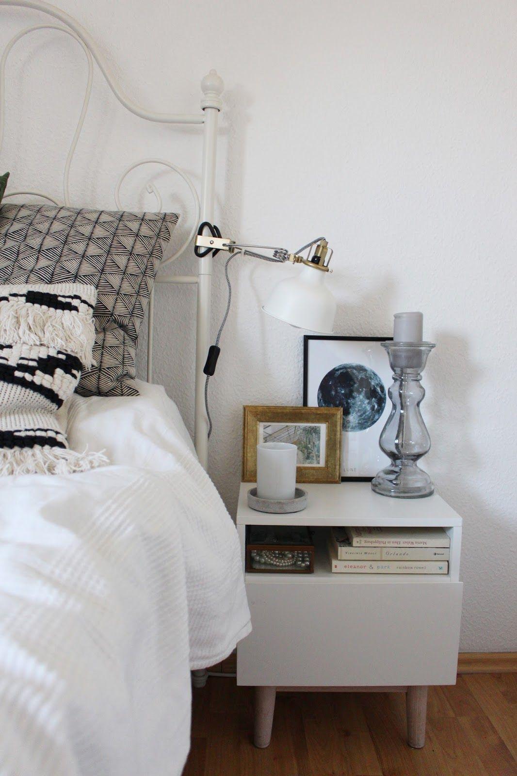 Schlafzimmer Deko: Zwei Ideen für einen gemütlichen ...