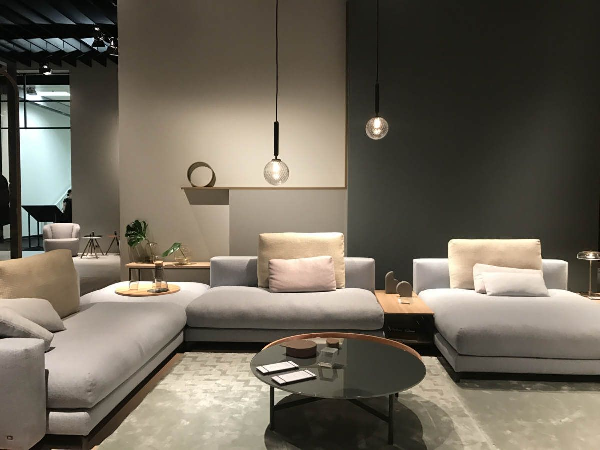Interior Trends 2020 The Trends From Imm Cologne 2019 To Last Modern Living Room Interior Living Room Decor Apartment Sofa Design