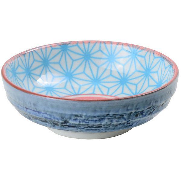 The Starwave Dipping Dish Blue From Tokyo Design Studio At Amara Free Uk Delivery On All Orders Over