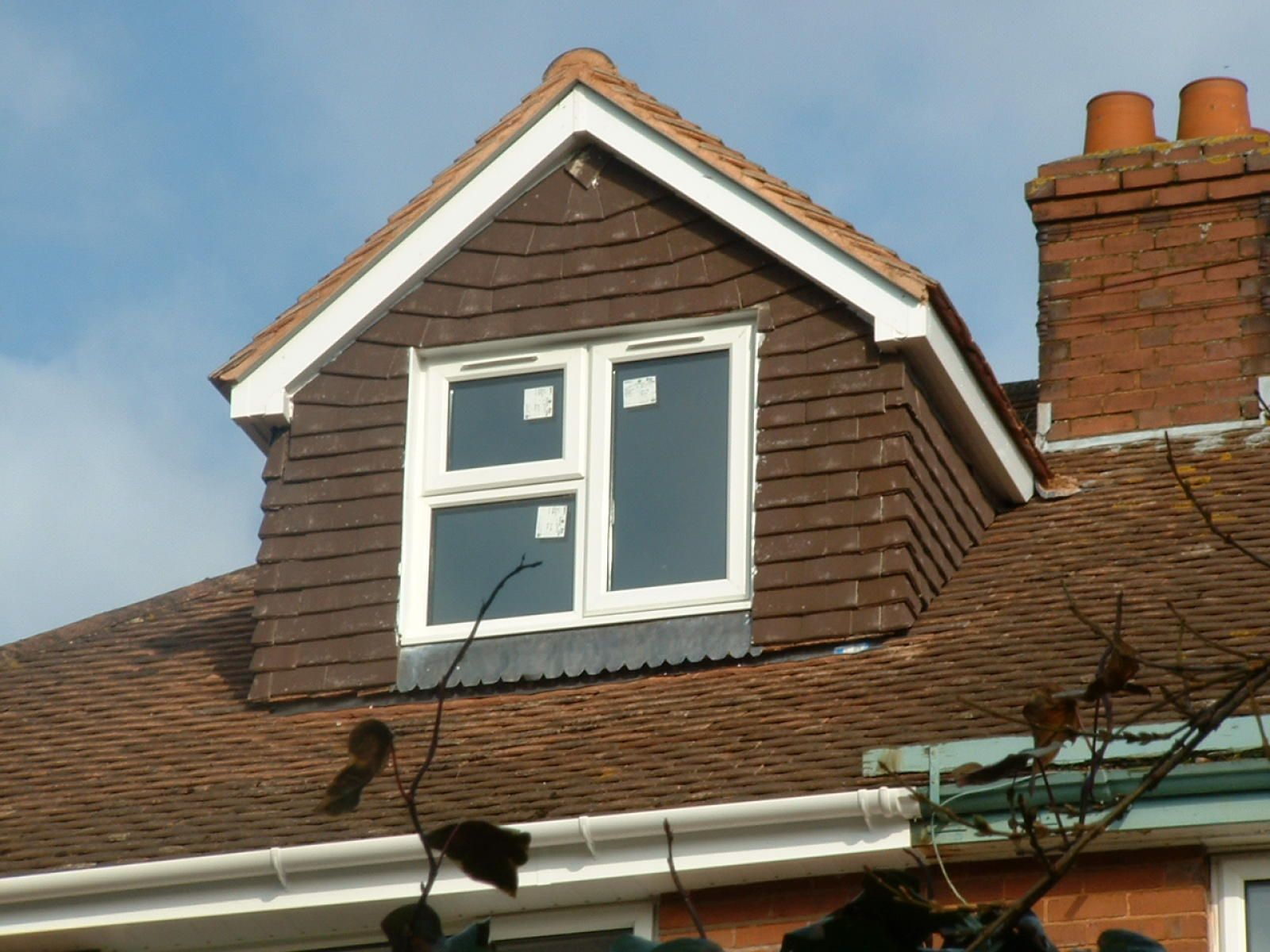 Pitched roof dormer by attic designs ltd house designs for Roof dormer design plans