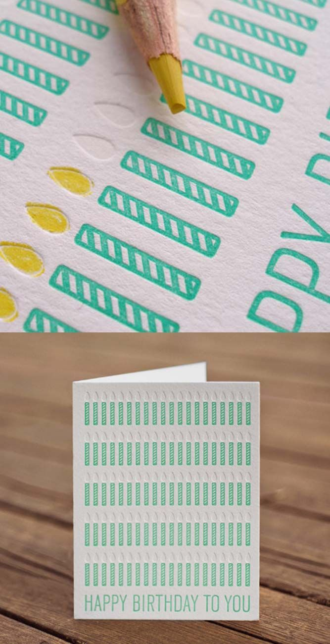 i dont get too impressed very often but i thought this unique birthday the this many birthday card is absolutely fantastic take a look - Unique Birthday Cards