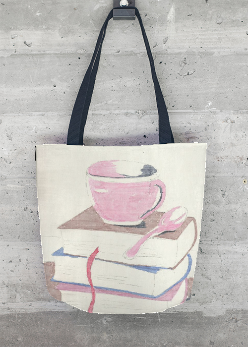 VIDA Tote Bag - tempestuous by VIDA