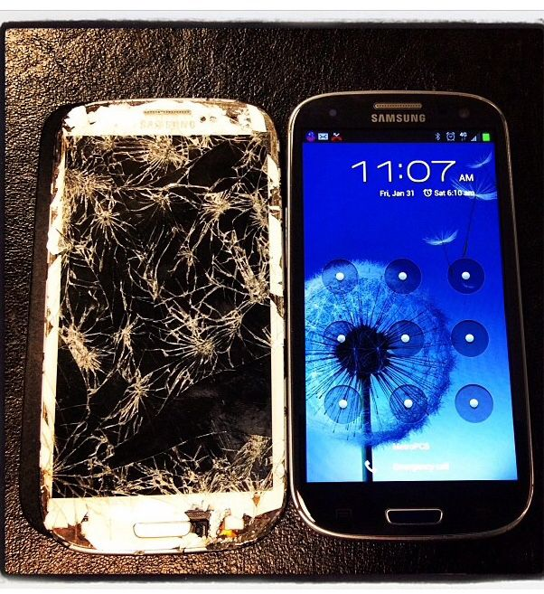 Color Conversion For A Samsung Galaxy S3 Samsung Galaxy Drphonefix Southfl Iphone Screen Repair Screen Repair Cell Phone Repair