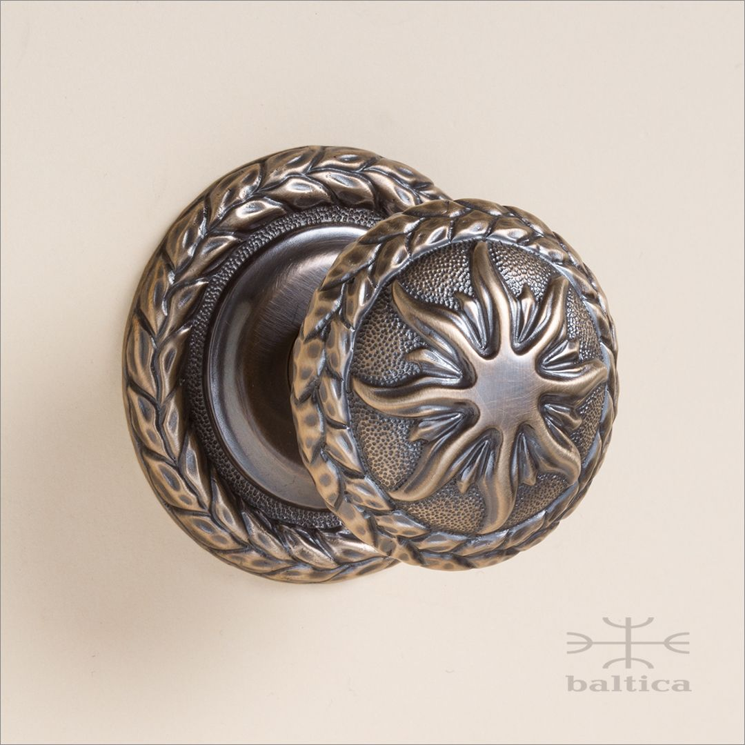 Augustus Wardrobe Knob   Handcrafted In Europe By Artisans Of Baltica  Hardware   Custom Door Hardware   Luxury Door Hardware   Luxury Cabinet  Handles ...