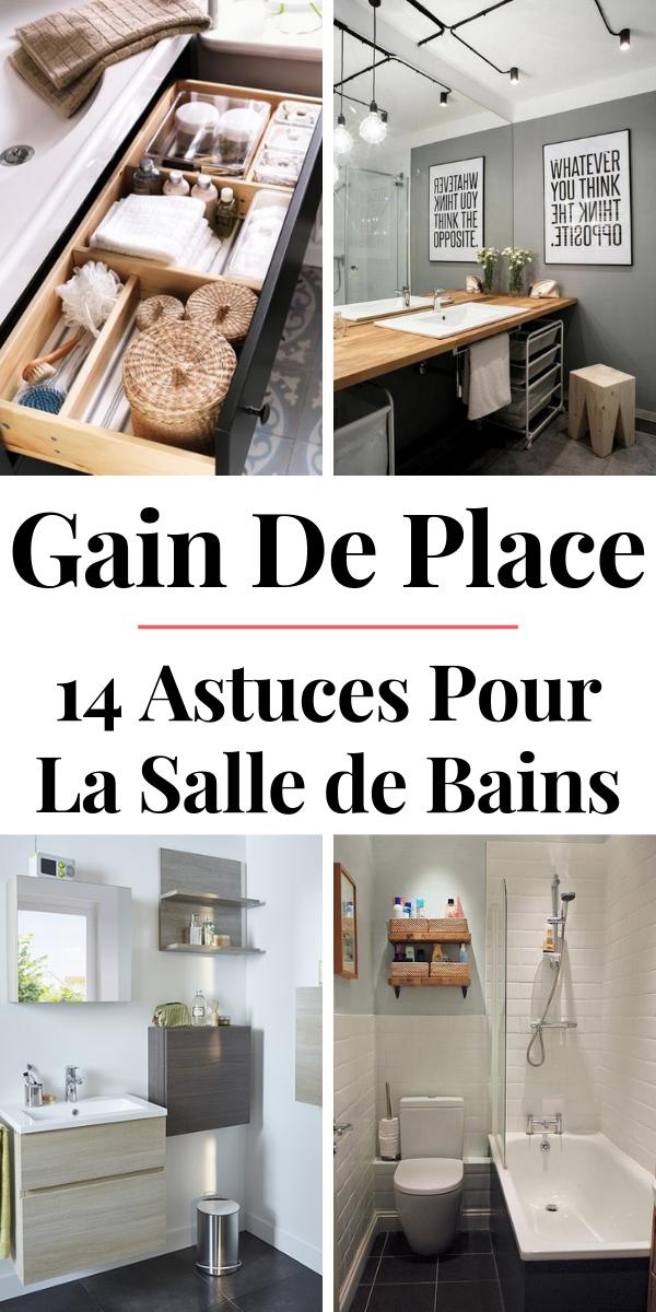 Astuce Gain De Place Idees