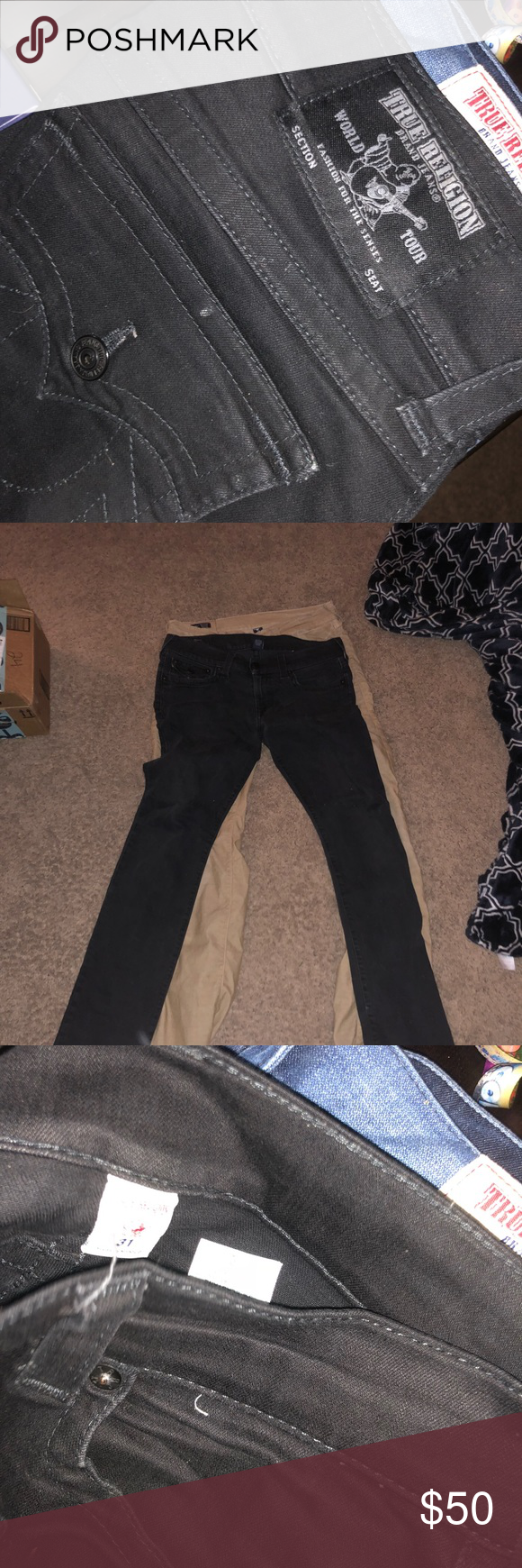 New True Jeans With Burn Hole Small Burn Hole By Zipper New Jeans Jeans Slim True Jeans Jeans Things To Sell