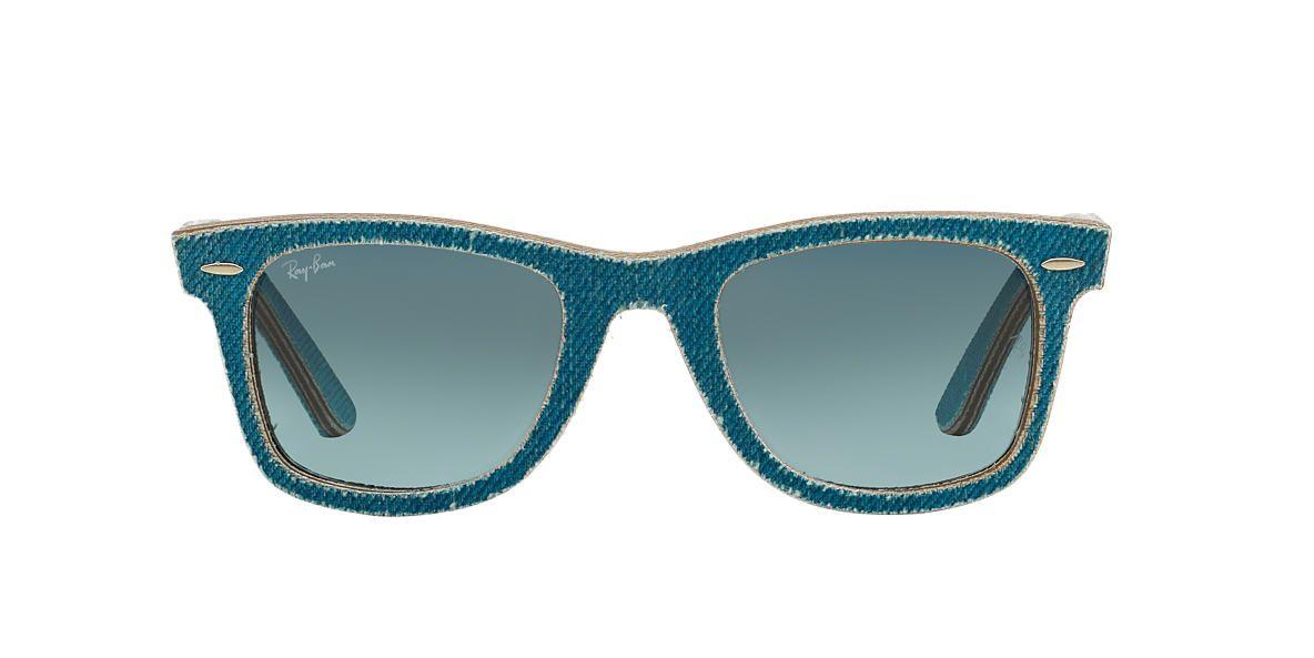 5019b8f2f2a ... where to buy ray ban rb2140 50 original wayfarer denim collection blue  blue denim 75f0d 9dcb2