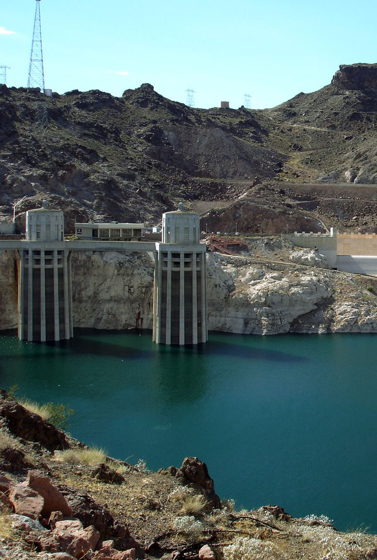 One of the greatest dams of its