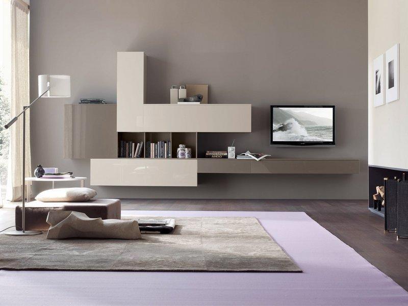 colore pareti soggiorno tortora - Cerca con Google | mobili arredo ...
