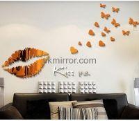 Acrylic mirror sticker, decorative mirror-page2