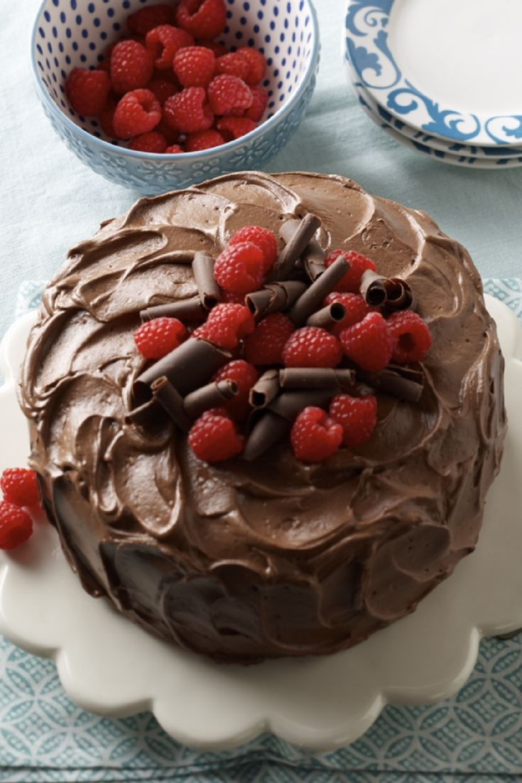 Sour Cream Chocolate Cake Daisy Brand Sour Cream Chocolate Cake Desserts Chocolate Cake Recipe