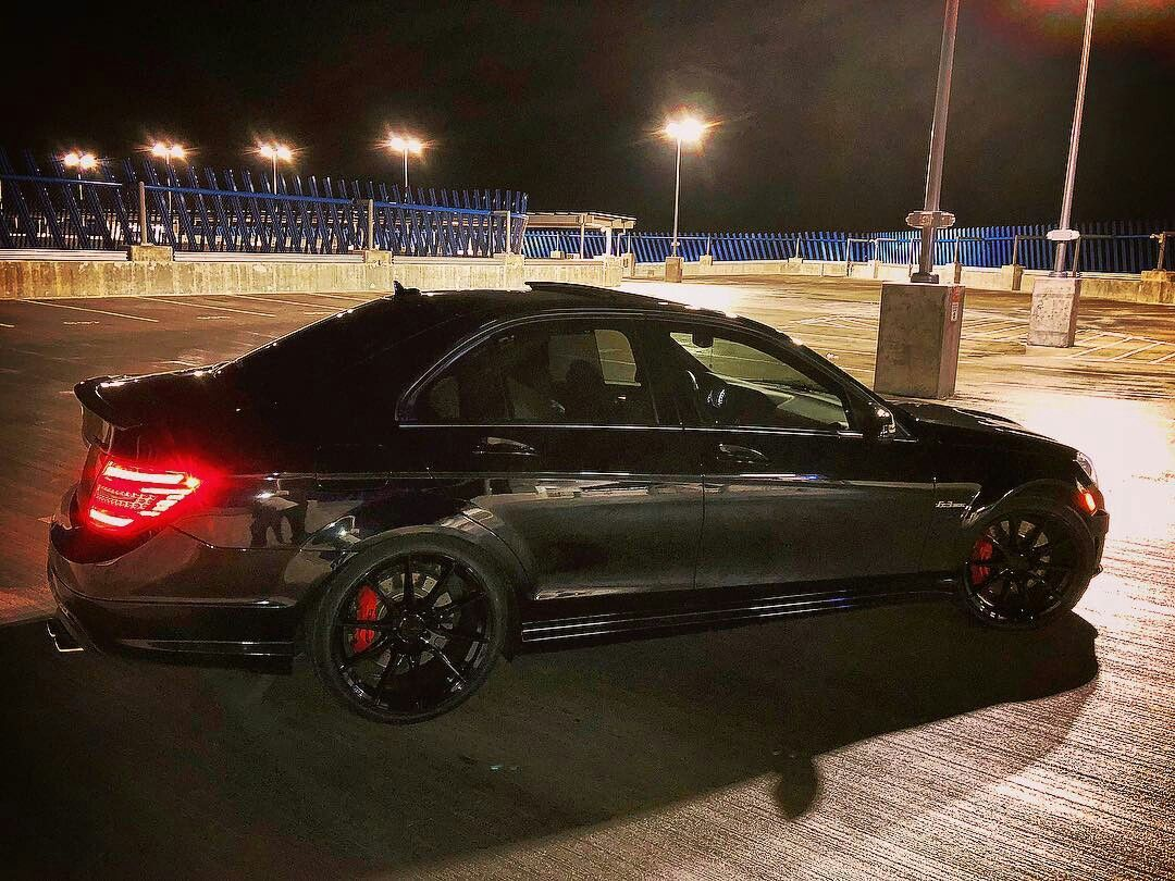 Mercedes C63 Amg W204 With Images