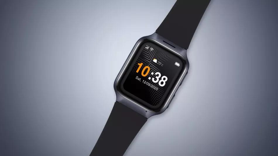 TCL announces smartwatch for seniors, new type of 'zero eye strain' display