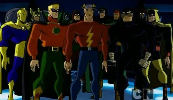 Brave And The Bold Justice Society Of America Brave And The Bold
