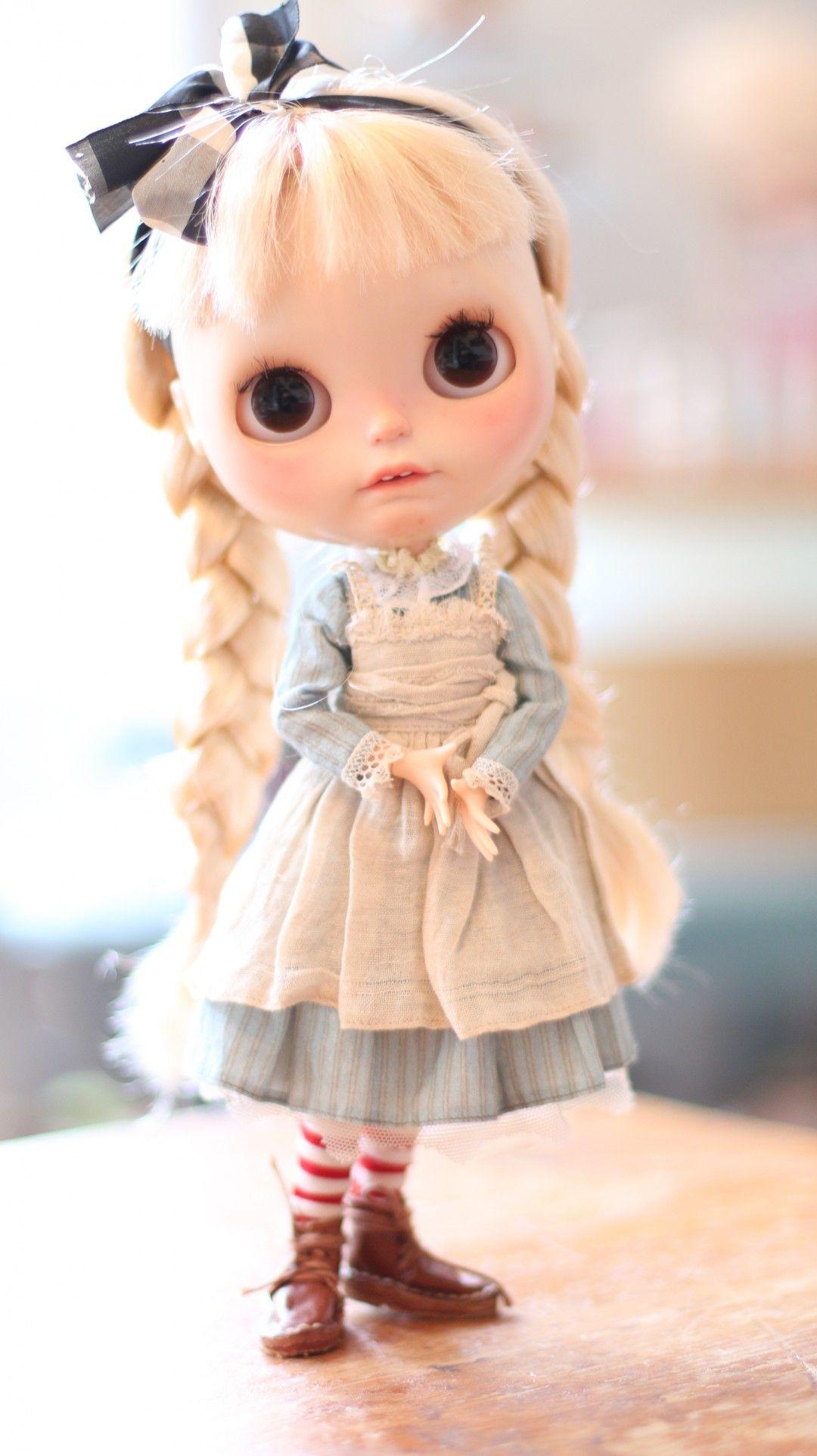 Pin by lijunlu on 复古 in 2020 Blythe doll dress, Blythe