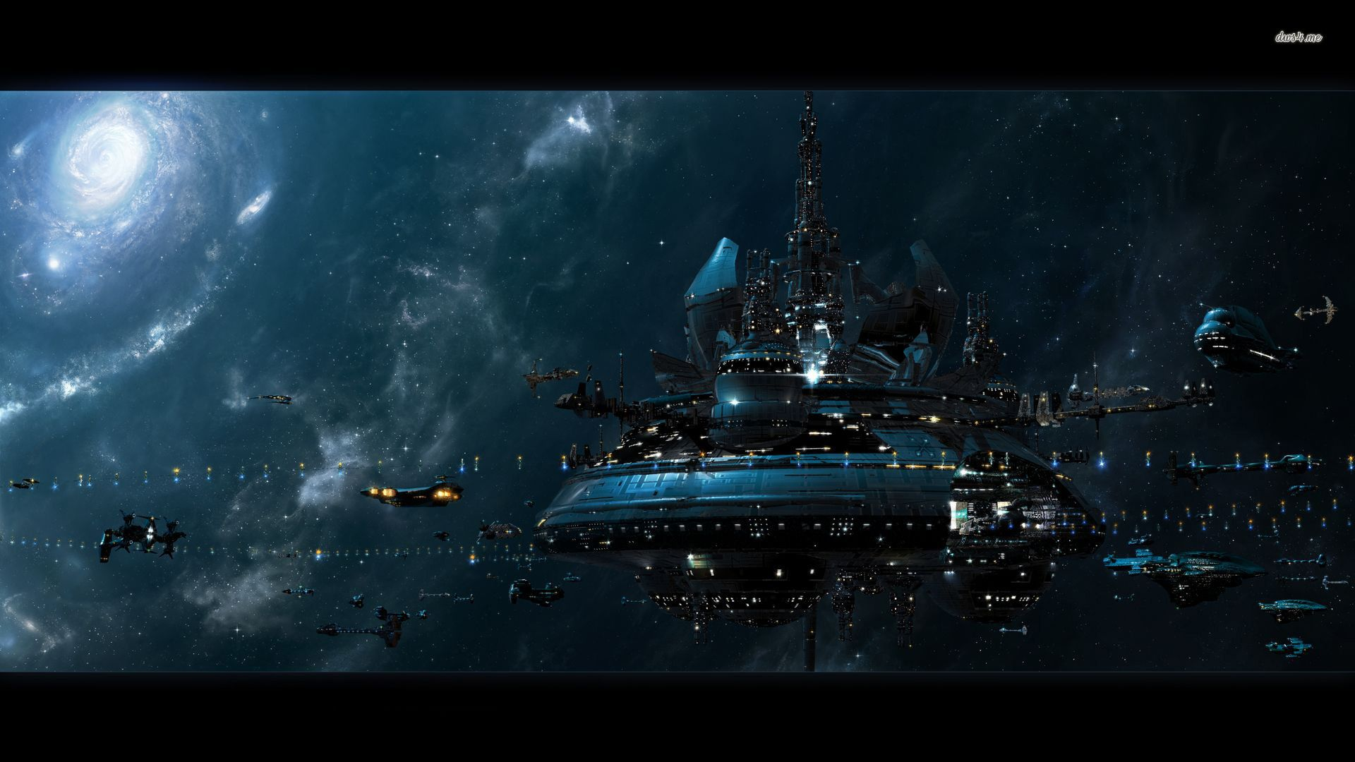 SpaceFantasy Wallpaper Set « Awesome Wallpapers