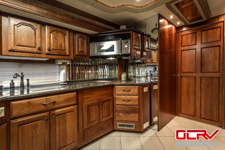 RV Cabin Remodel OCRV Center in Orange County, CA