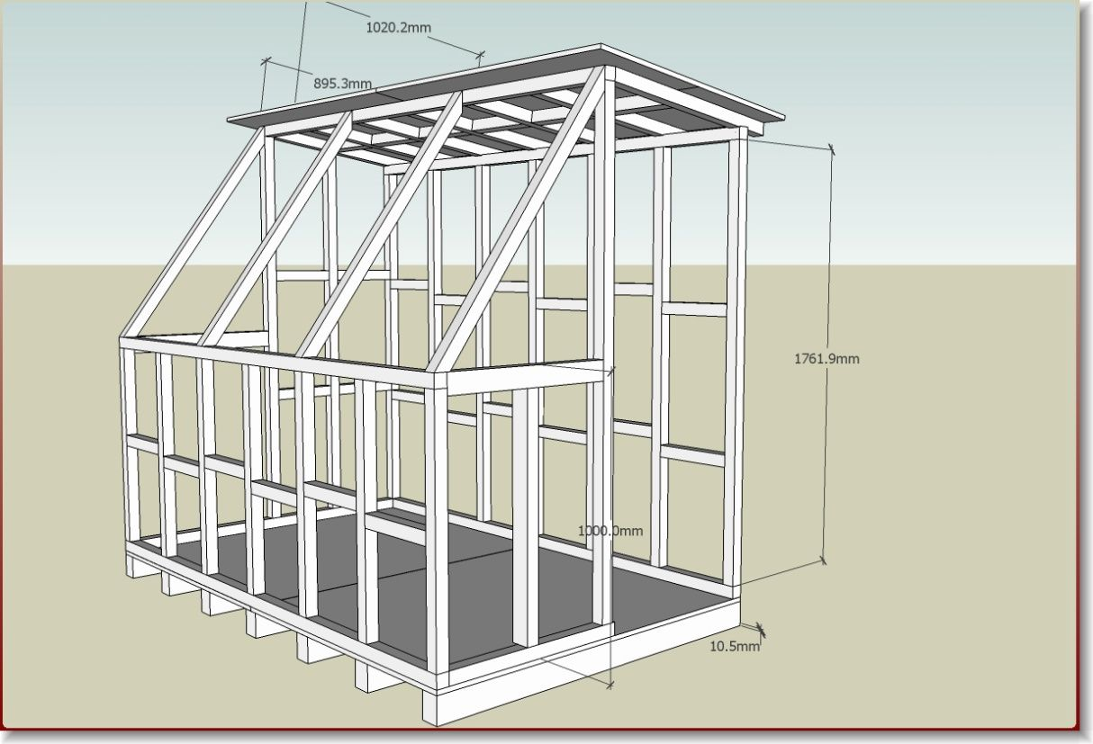 Potting Shed Plans Free