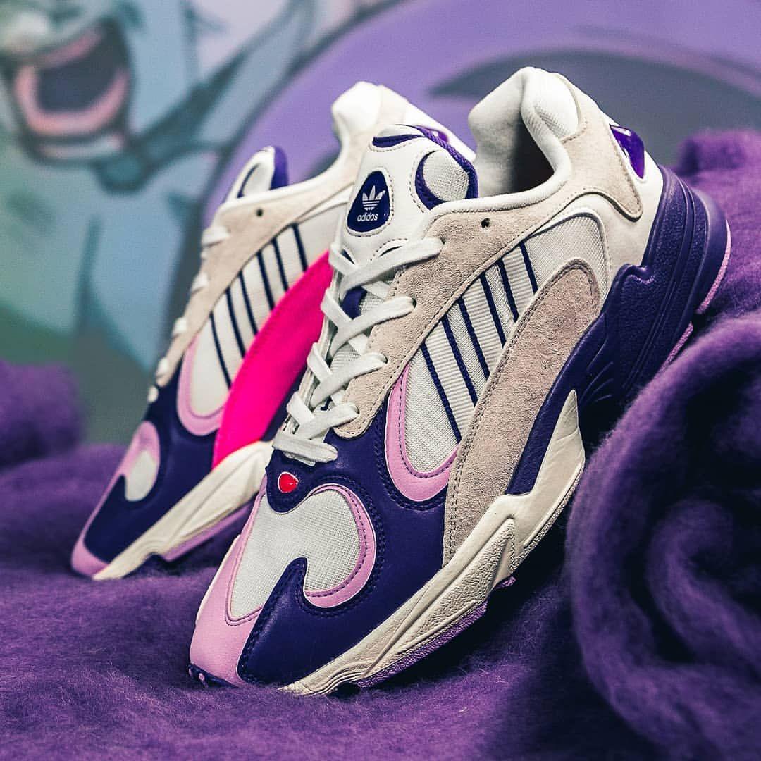check out d4ff5 08de5 Dragon Ball Z x adidas Originals Yung-1
