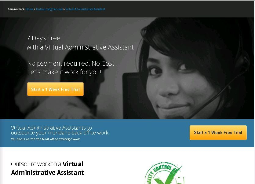 Virtual Administrative Assistants to outsource your