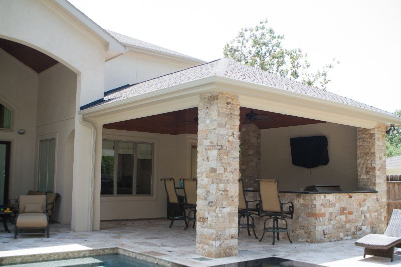 Spring Valley, Houston. GoodLife Outdoor Living
